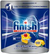 Finish Powerball Quantum Max Лимон таблетки для посудомоечных машин