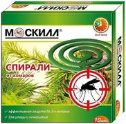 Москилл спирали от комаров