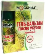 Москилл гель-бальзам после укусов насекомых