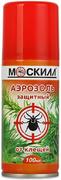 Москилл защитный аэрозоль от клещей