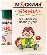 Москилл Бэби гель-бальзам после укусов
