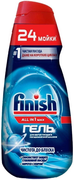 Finish All in 1 Max Чистота до Блеска гель для мытья посуды в посудомоечной машине
