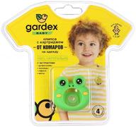 Gardex Baby клипса с картриджем от комаров на одежду