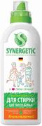 Синергетик гипоаллергенный гель для стирки цветного белья