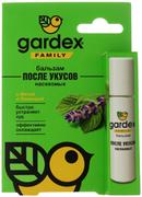 Gardex Family с Мятой и Лавандой бальзам после укусов насекомых