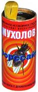 Форссайт Мухолов липкая лента от мух с добавлением меда