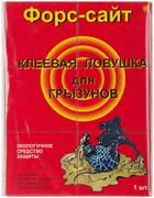 Форссайт клеевая ловушка от грызунов