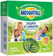 Москитол Универсальная Защита спирали от комаров