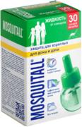 Москитол Защита для Взрослых 30 Ночей жидкость от комаров