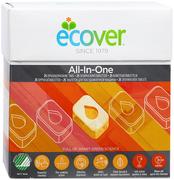 Ecover Classic All-in-One экологические таблетки для посудомоечной машины
