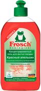 Frosch Красный Апельсин гель для мытья посуды концентрированный