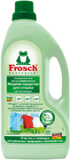 Frosch Яблоко концентрированное жидкое средство для стирки цветного белья