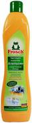Frosch Апельсин чистящее молочко для поверхностей на кухне и в ванне