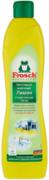 Frosch Лимон чистящее молочко для поверхностей на кухне и в ванне