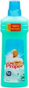 Мистер Пропер Горный Ручей и Прохлада моющая жидкость для полов и стен