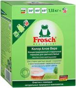 Frosch Колор Алоэ Вера концентрированный стиральный порошок для цветного белья