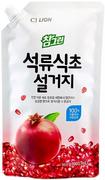 Lion Chamgreen Гранат средство для мытья посуды, овощей и фруктов