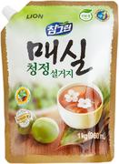 Lion Chamgreen Японский Абрикос средство для мытья посуды, овощей и фруктов