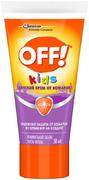 ОФФ Kids детский крем от комаров