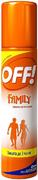 ОФФ Family аэрозоль против комаров