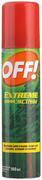 ОФФ Extreme аэрозоль от комаров клещей и слепней