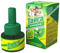 Тайга Ликвид 60 Ночей жидкостной наполнитель для защиты от комаров