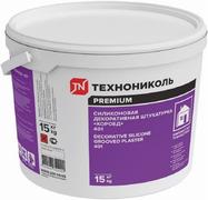 Технониколь Premium 401 силиконовая декоративная штукатурка короед