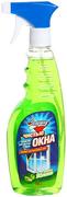 Золушка Чистые Окна Зеленое Яблоко средство для мытья стекол