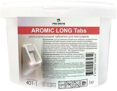 Pro-Brite Aromic Long дезодорирующие таблетки для писсуаров