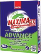 Sano Maxima Advance стиральный порошок концентрат