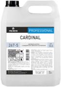 Pro-Brite Cardinal ковровый шампунь с замедлителем повторного загрязнения