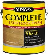 Minwax Complete 1-Step Floor Finish финишное покрытие