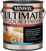 Minwax Ultimate Floor Finish финишное покрытие для пола