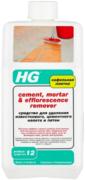 HG средство для удаления известкового, цементного налета, пятен