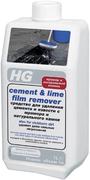 HG средство для удаления цемента и извести