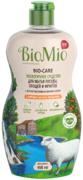 Biomio Bio-Care с Эфирным Маслом Мандарина экологичное средство для мытья овощей, фруктов и посуды