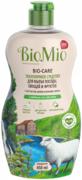 Biomio Bio-Care с Эфирным Маслом Мяты экологичное средство для мытья овощей, фруктов и посуды