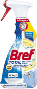 Бреф Total Анти-Налет Лимонная Свежесть чистящее средство антибактериальное