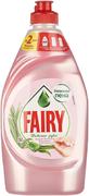Fairy Нежные Руки Аромат Розового Жасмина и Алоэ Вера средство для мытья посуды