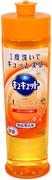 Kao Cucute Аромат Апельсина средство для мытья посуды, овощей и фруктов