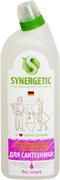Синергетик средство для сантехники без хлора