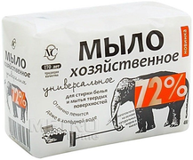 Невская Косметика 72% Универсальное мыло хозяйственное