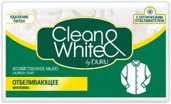 Duru Clean & White Отбеливающее мыло хозяйственное