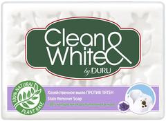 Duru Clean & White против Пятен мыло хозяйственное