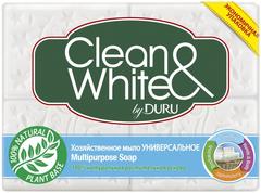 Duru Clean & White Универсальное мыло хозяйственное