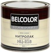 Belcolor НЦ-218 Metal & Wood нитролак мебельный