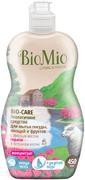 Biomio Bio-Care с Эфирным Маслом Герани экологичное средство для мытья посуды, овощей и фруктов