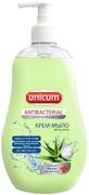Unicum Aloe Vera крем-мыло антибактериальное