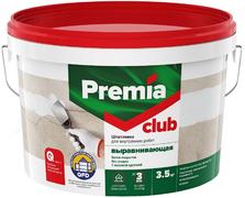 Ярославские Краски Premia Club шпатлевка для внутренних работ выравнивающая