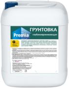 Ярославские Краски Premia Club грунтовка укрепляющая для наружных и внутренних работ
